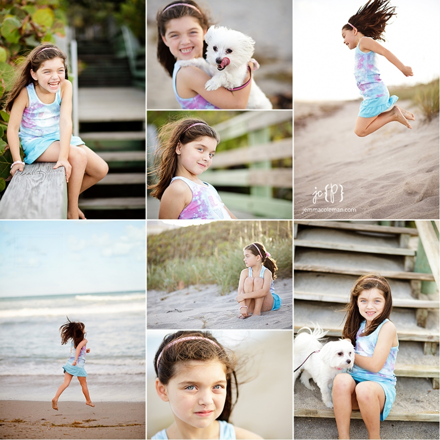 Jupiter, FL Family Portraits