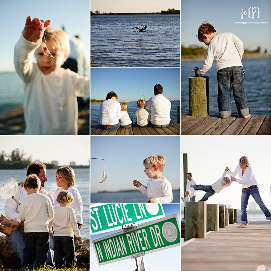 Treasure Coast Family Portraits