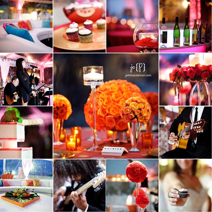 Tom Mathieu, Jemma Coleman, Atlas Party Rental, It! Weddings & Events, Elan Artists, the Sugar Monkey