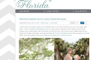 Palm Beach Wedding Photography