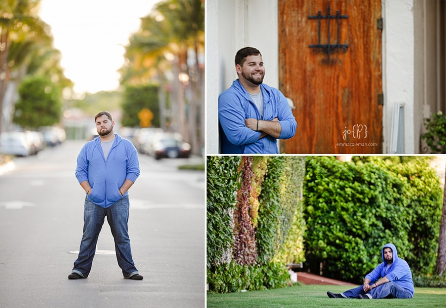 Palm Beach Senior Photos