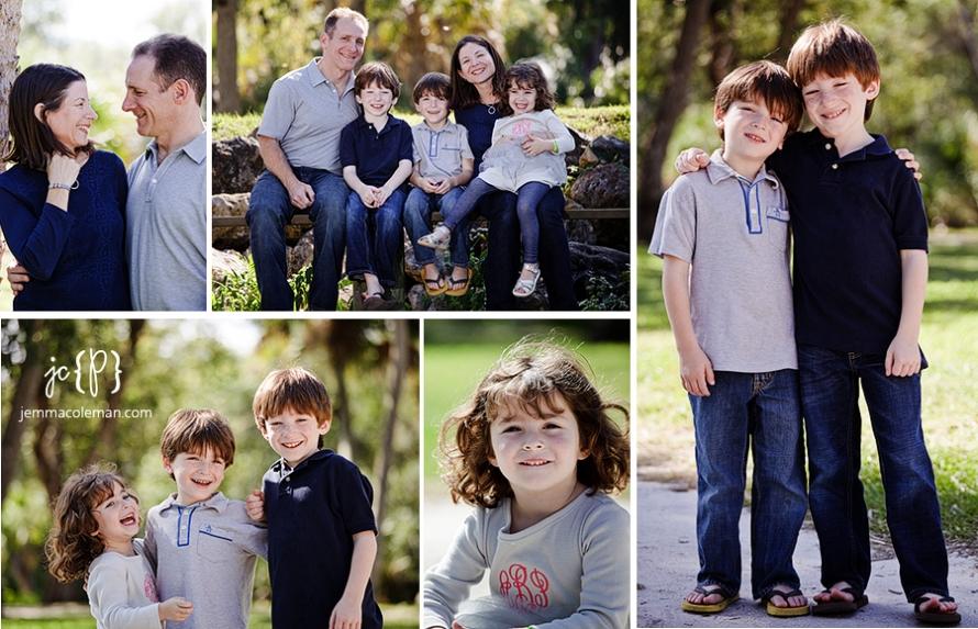 Palm Beach Family Portraits Treasure Coast