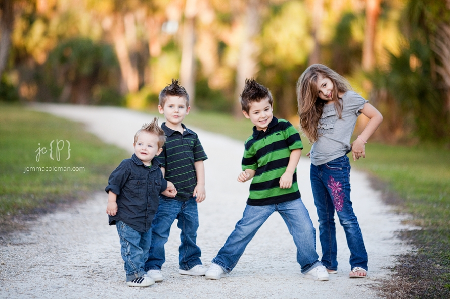 South Florida Family Portrait Photographer