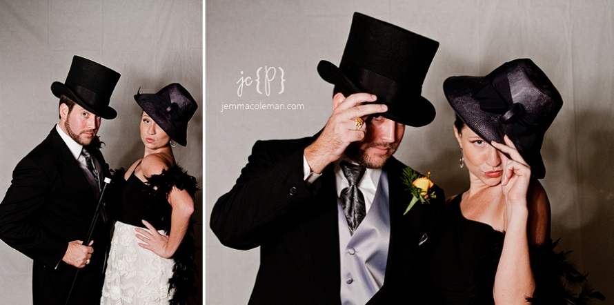 South Florida Wedding Photographer Photo Booth