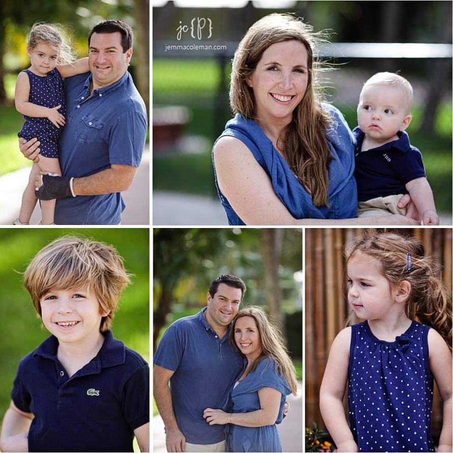 Palm Beach Family Portraits