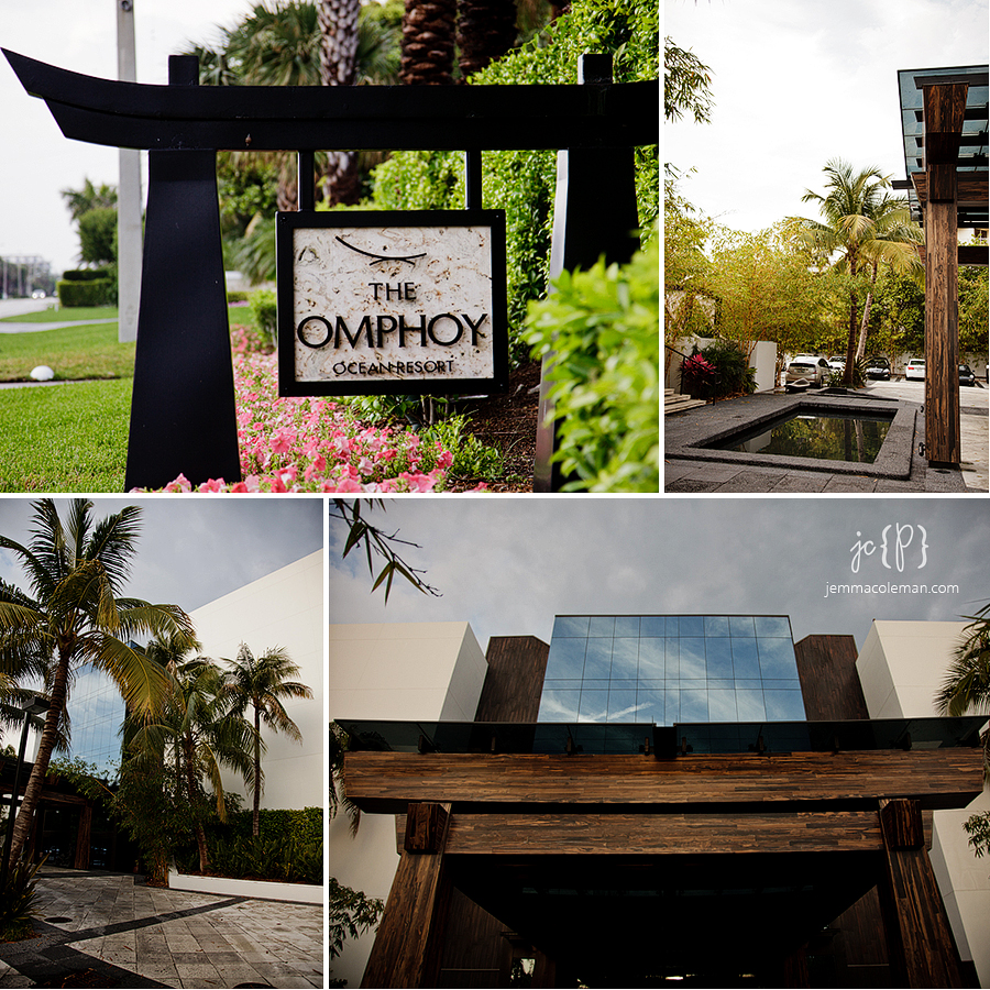 Florida Beach House Weddings: The Omphoy Ocean Resort Wedding Palm Beach » Jemma Coleman