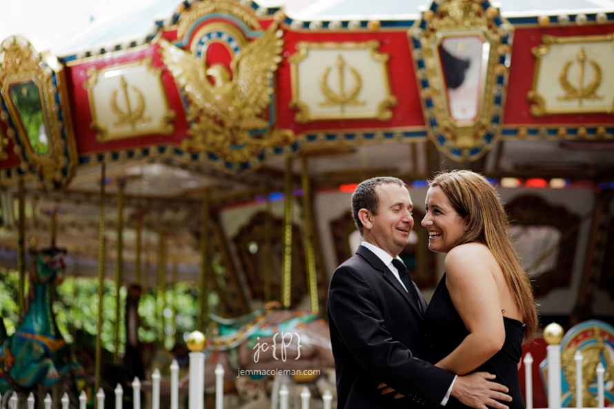 West Palm Beach Zoo Engagement Session