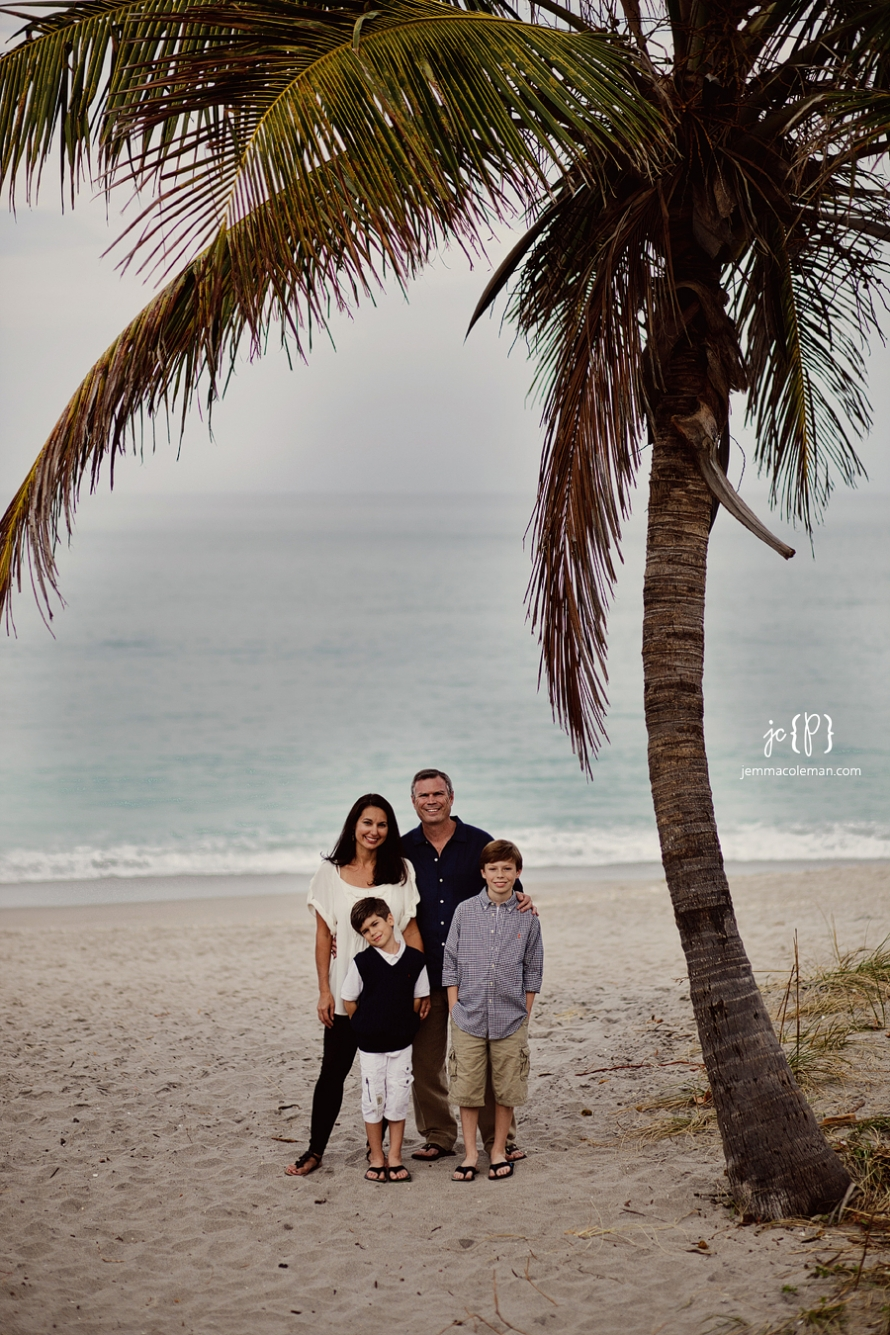 Family Photos Jupiter Beach Florida