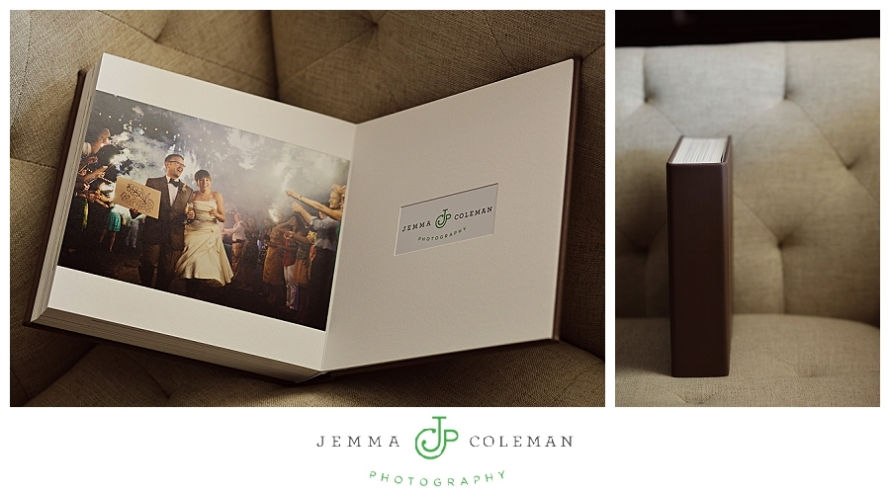 Jemma Coleman Photography Luxe Album