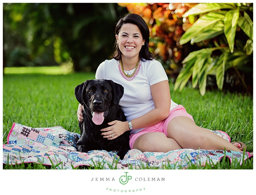 South Florida Pet Dog Portraits