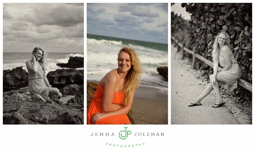 Jupiter Florida Senior High School Portraits