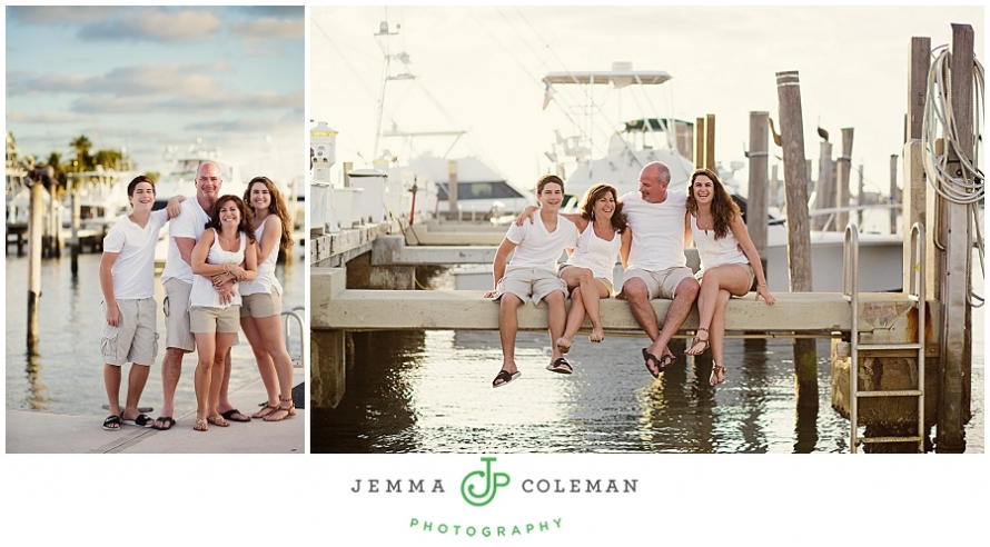 Singer Island Family Vacation Photos