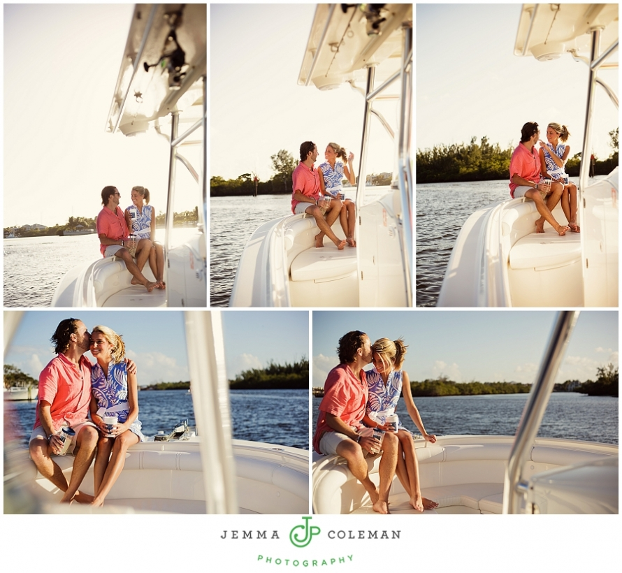 Jupiter-Florida-Engagement-Session-Boating