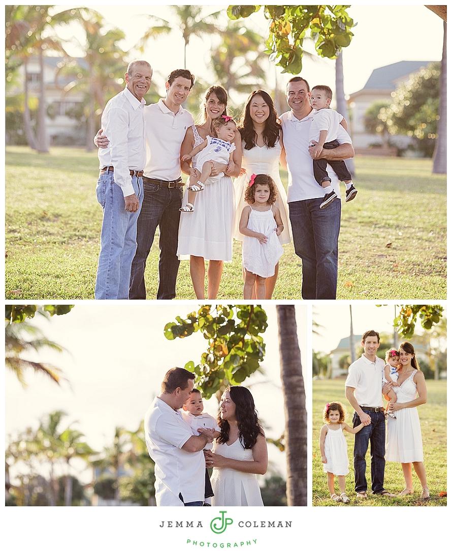 Jupiter Florida Family Portraits