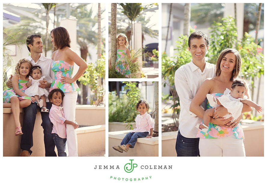 Palm Beach Family Photos Lilly Pulitzer