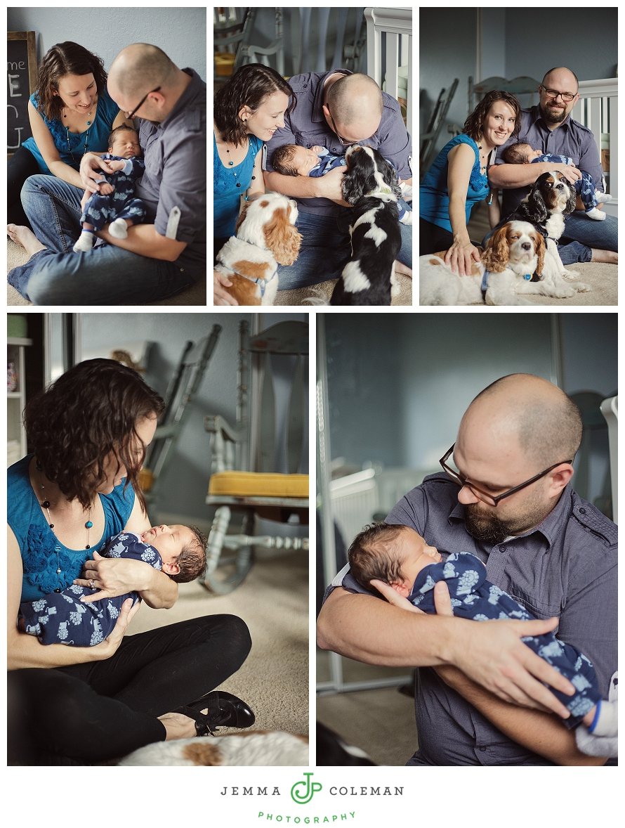 Newborn Lifestyle South Florida Photography