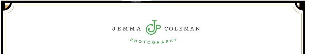 Jemma Coleman Photography logo